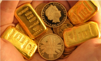 Buy Gold - Buy Physical Gold Bullion